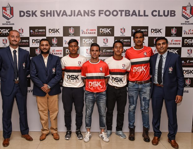 Dsk shivajians announce squad for the hero i league 2017 sportscrunch - Football conference south league table ...