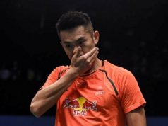 Lin Dan in Top 10 Badminton Players list