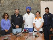 New Delhi 2017, ISSF World Cup, Gagan Narang, Olympians Jitu Rai, Heena Sidhu, Raninder Singh, Kynan Chenai, Latest Shooting News, Latest ISSF News. Current Shooting News, Current ISSF News, ISSF News Live, Shooting News Live