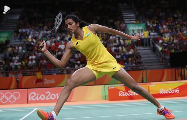 PV Sindhu World Championship Final