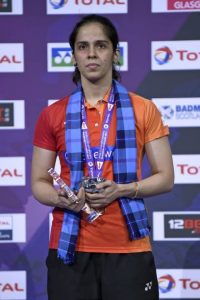 Saina Nehwal World Championship Bronze