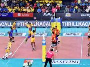 Chennai Spartans vs U Mumba Volley