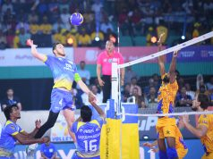 Kochi Blue Spikers, Chennai Spartans, Pro Volleyball League