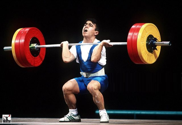 Oceania Weightlifting looked more serious than any other region