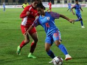 Dangmei Grace is member of Indian Team for SAFF Championship