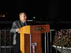 Dr. Tamas Ajan, IWF President announced hosts for Youth and Junior World Championships 2021