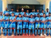 Indian Team for the 28th Sultan Azlan Shah Cup 2019