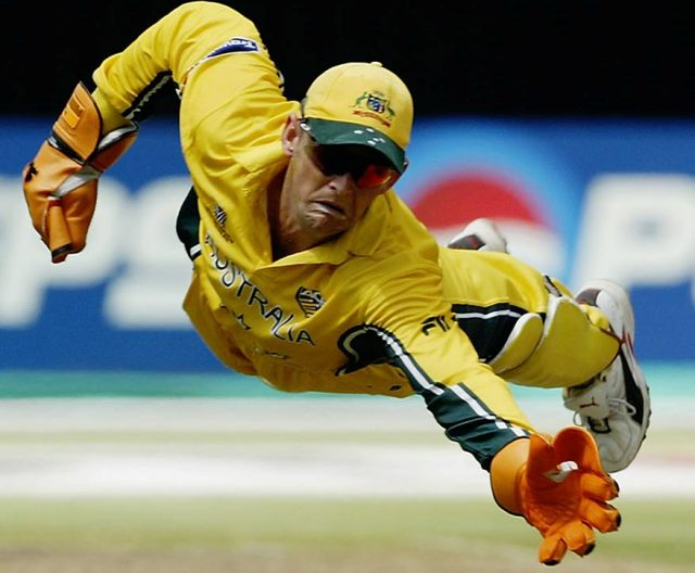 Adam Gilchrist - Top 5 Wicketkeepers in Cricket World Cups