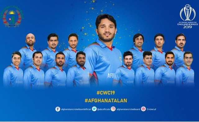 Afghanistan- 3 CWC 2019 Underdogs