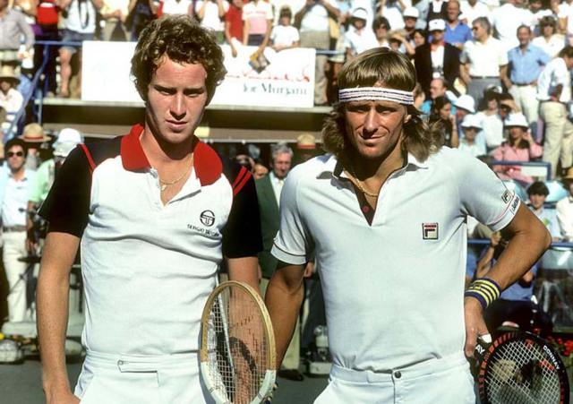 Borg vs McEnroe- 5 Greatest Tennis Rivalries