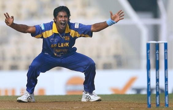 Chaminda Vaas- Most Maidens in Cricket World Cups