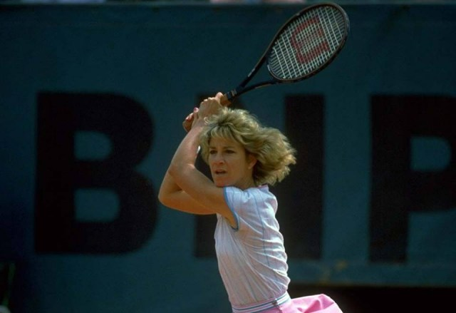 Chris Evert-Female French Open Champions