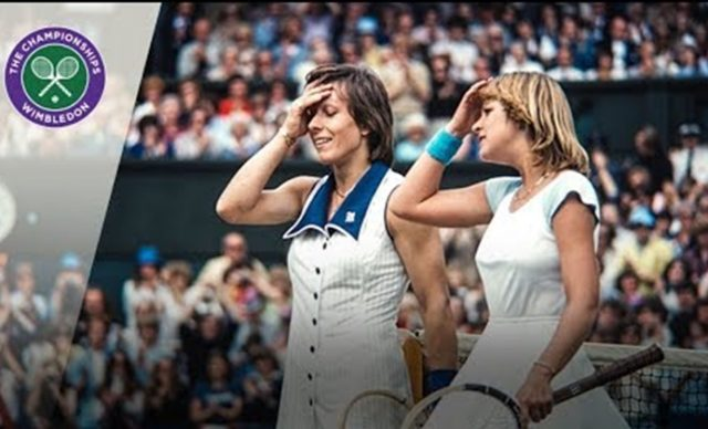 Chris Evert vs Martina Navratilova- 3 Greatest Women's Tennis Rivalries