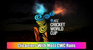 most runs in cricket world cup