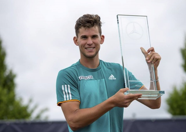 Dominic Thiem- 4 Young Tennis Players