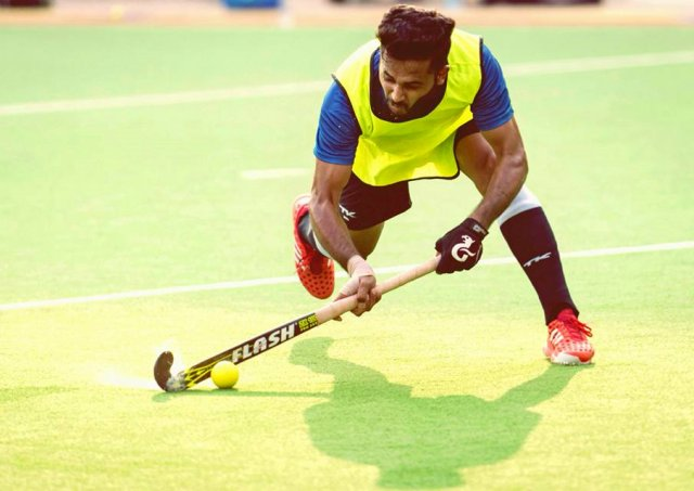 Harmanpreet Singh- 1 goal in hockey