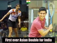 Joshna Chinappa and Saurav Ghosal won India their first ever Asian Double
