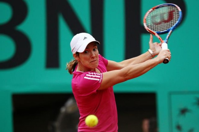 Justine Henin-Female French Open Champions