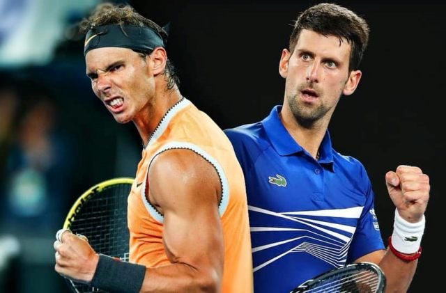Nadal vs Djokovic- 5 Greatest Tennis Rivalries