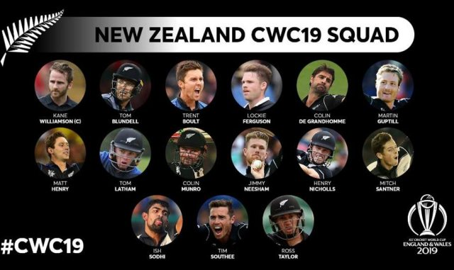 New Zealand- 3 CWC 2019 Underdogs