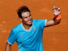 World No 2 Nadal- Rome Masters