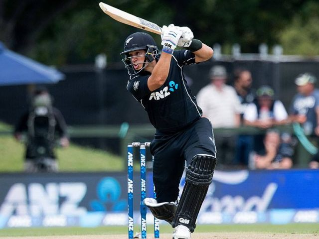 Ross Taylor- Last Cricket World Cup