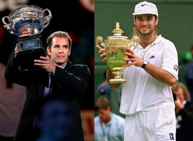 Sampras vs Agassi-5 Greatest Tennis Rivalries