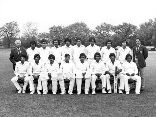 Srilanka Team 1979- Wins in Cricket World Cups