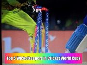 Top 5 Wicketkeepers in Cricket World Cups