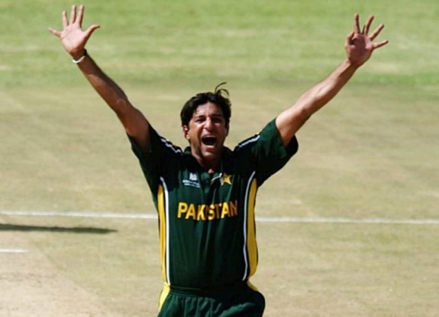 Wasim Akram- Most Wickets from Cricket World Cups