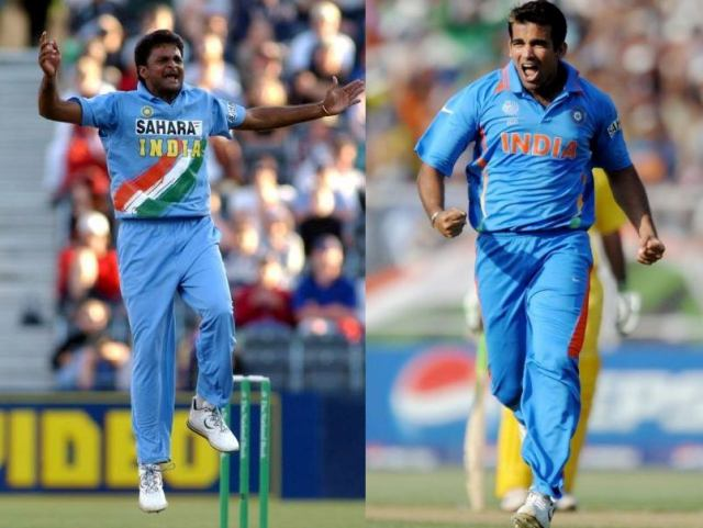 Zaheer Khan & Javagal Srinath- Most Wickets from Cricket World Cups
