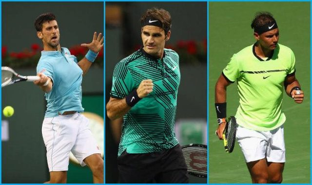 tennis 4 Reasons Why The Big 3