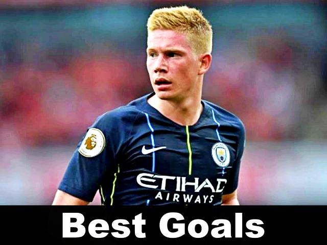 5 Must Watch Goals of Kevin de Bruyne