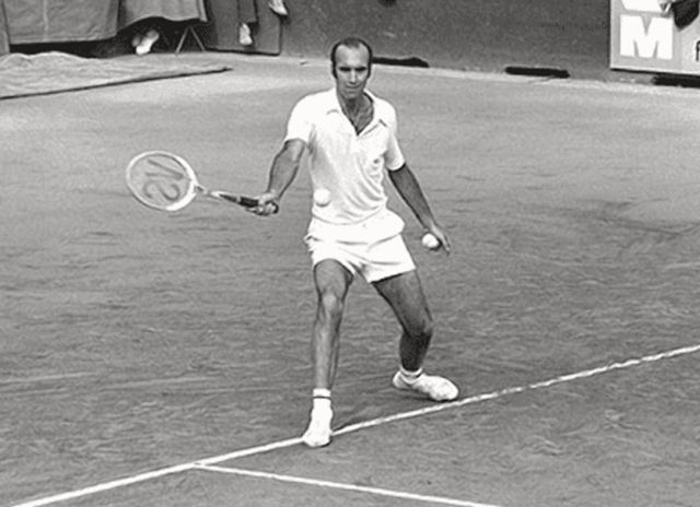 Andres Gimeno-5 Oldest Male Champions