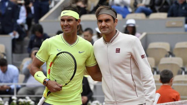 Fedal 1-12th French Open Final