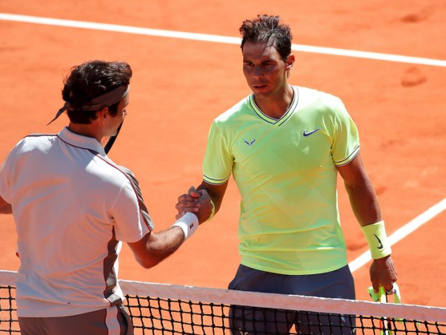Fedal 2- 12th French Open Final