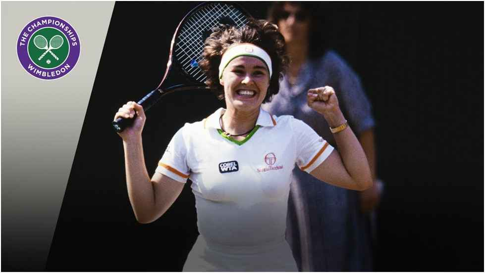 Martina Hingis- Female Champions At Wimbledon