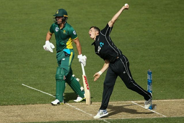 Mitchell Santner- 5 Top Ranked All Rounders