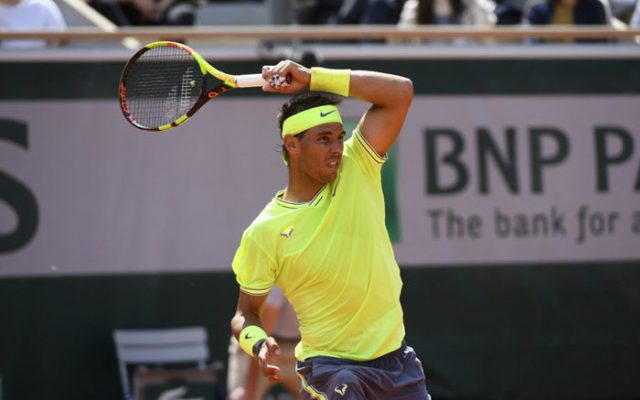 Nadal-12th French Open Final