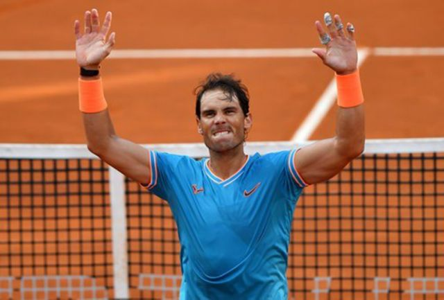 Rafael Nadal-5 Oldest Male Champions