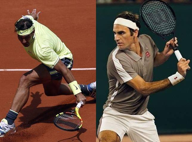 fedal 4-12th French Open Final