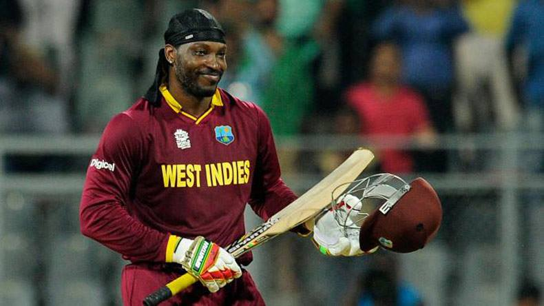 Chris Gayle- 6 Top Cricketers