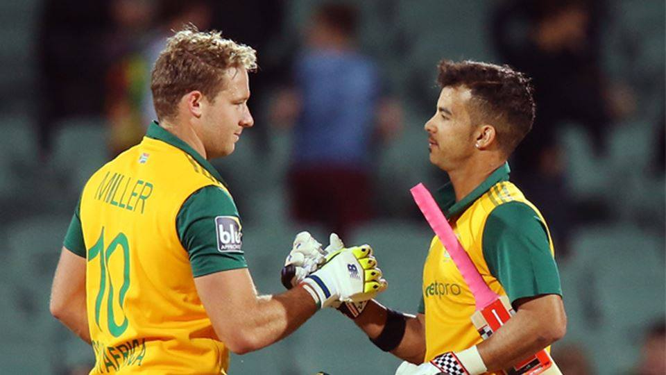 David Miller-JP Duminy- 6 Top Cricketers