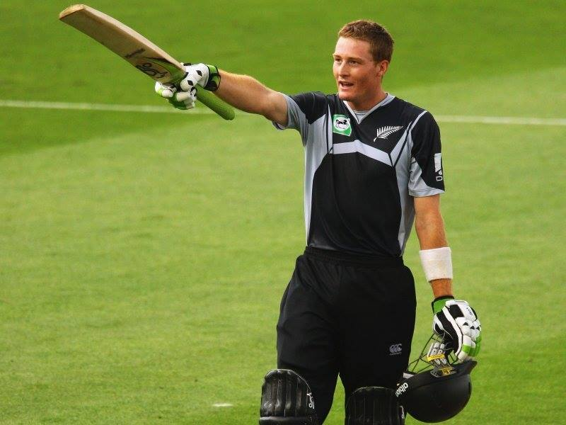 Martin Guptill- 6 Top Cricketers