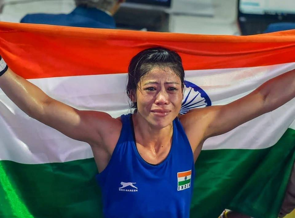Mary Kom- Indian Olympians at London 2012