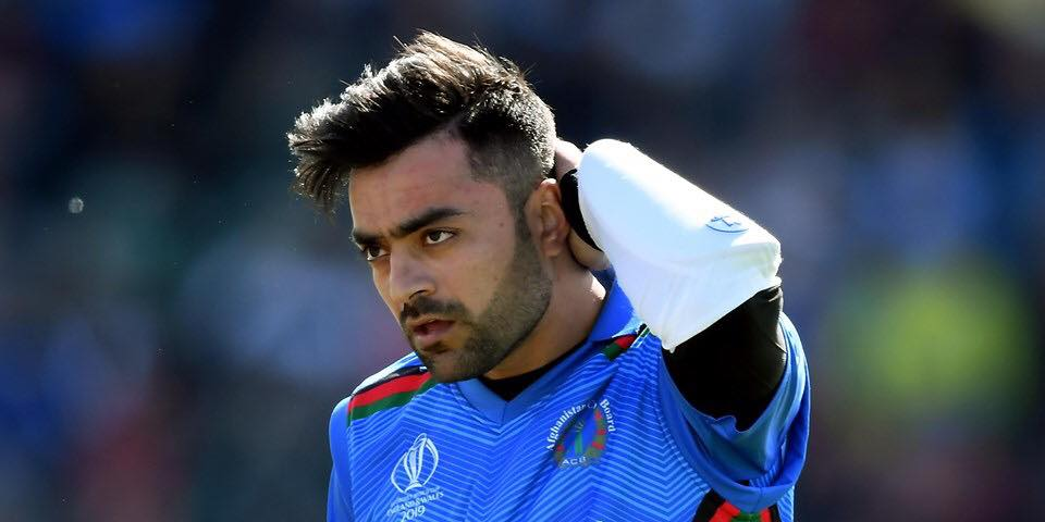 Rashid Khan- 6 Top Cricketers