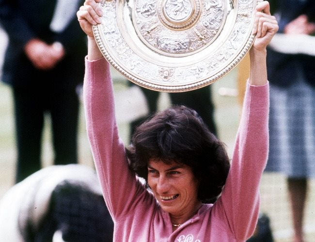 4 OLDEST WIMBLEDON FEMALE