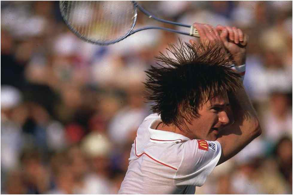 Jimmy Connors- Most wins in Tennis History