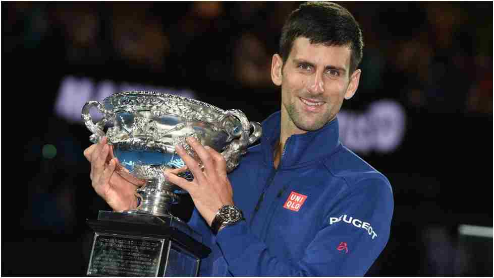 Novak Djokovic- Most Single Grand Slam Wins