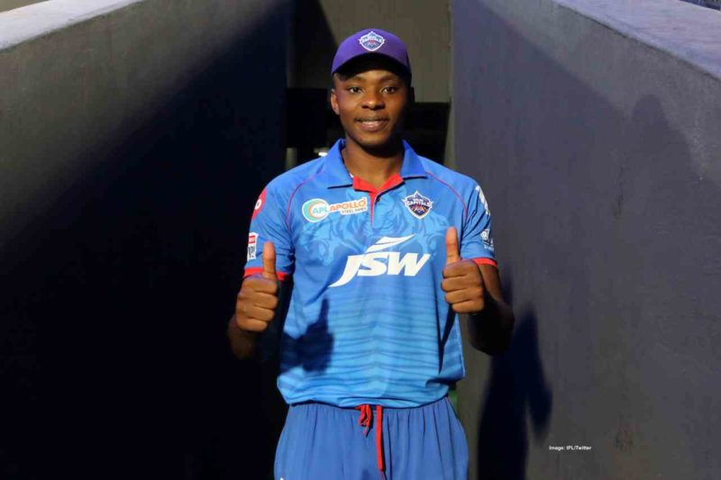 Rabada- 3rd most four wickets in IPL history